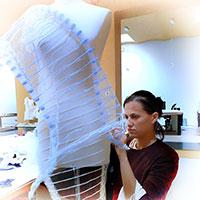 Фото: Курс обучения Крою.ру дизайн трикотажной одежды в Италии