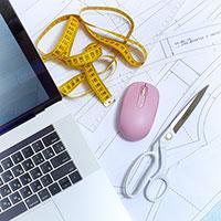 Обучение конструированию и моделированию одежды для индпошива.